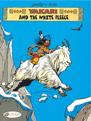 Yakari and the White Fleece