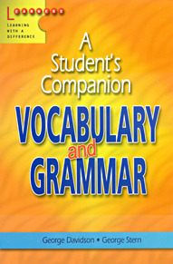 Vocabulary and grammar: a student's companion