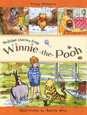 Bedtime Stories from Winnie-the-Pooh