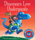 Dinosaurs Love Underpants Sound Book