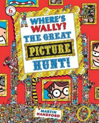 Where's Wally?: The Great Picture Hunt Mini Ed.