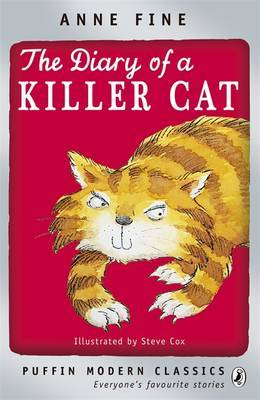 The Diary of a Killer Cat (Puffin Modern Classics)