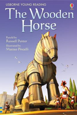 The Wooden Horse (Usborne Young Reading Series 1)