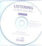 Listening to New Zealand: Beginner - CD