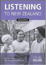Listening To New Zealand: Beginner - Workbook