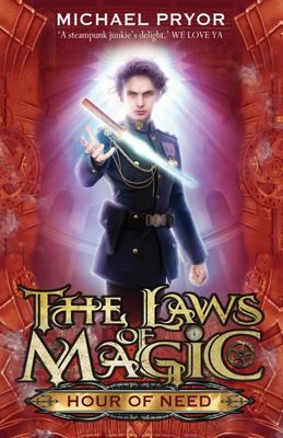 Hour of Need (#6 The Laws of Magic)
