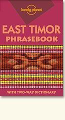 Lonely Planet East Timor Phrasebook 1ED
