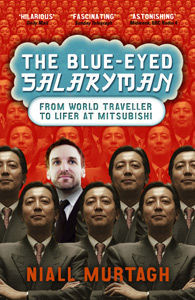 The Blue-Eyed Salaryman