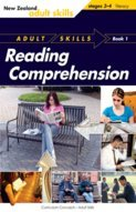 Adult Reading Comprehension, Book 3