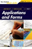 Adult Applications and Forms, Book 1