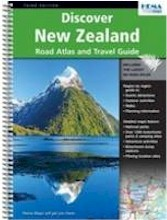 Discover New Zealand Road Atlas and Travel Guide