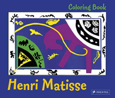 Coloring Book: Henri Matisse