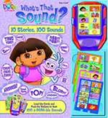 100 Sounds Storybook dora