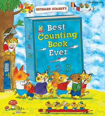 Richard Scarry's Best Counting Book Ever (HB)