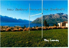 New Zealand Through The Goalposts
