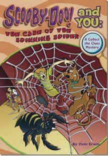 The case of the spinning spider