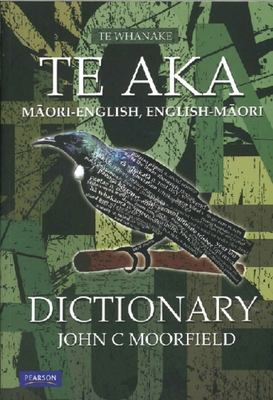 Te Aka: Maori-English, English-Maori Dictionary
