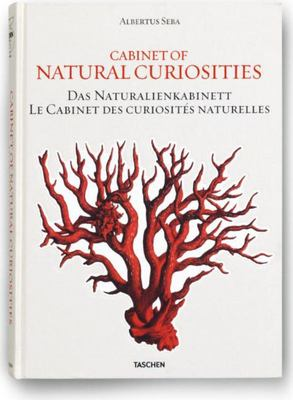 Albertus Seba, Cabinet of Natural Curiosities