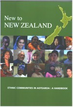 New to New Zealand: Ethnic communities in Aotearoa: a handbook (Handling fee and/or freight charge may apply)