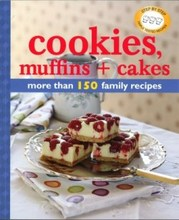 Homepage 150 family recipes cookies muffins cakes
