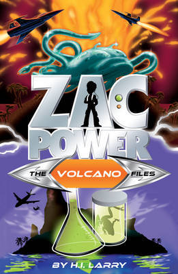 Volcano Files (Zac Power Special Files #7)