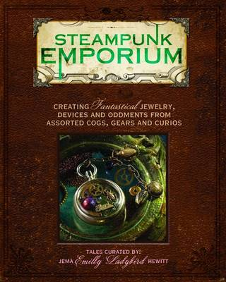 steampunk emporium creating fantastical jewelry devices and