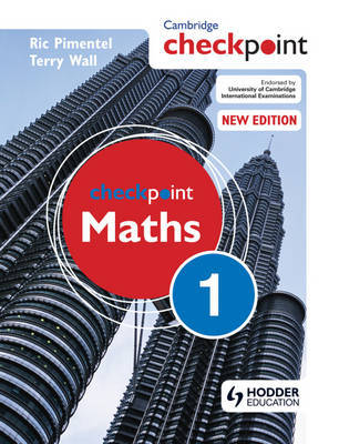 Cambridge Checkpoint Maths: Bk. 1: Student's Book