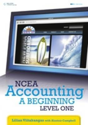 NCEA Accounting, a Beginning: Level One