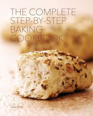 Complete Step-by-step Baking Cookbook (HB)