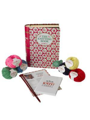The Knitting Tin Book