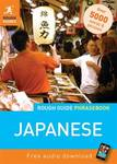 Rough Guide Phrasebook : Japanese