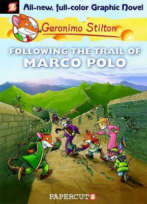 Following the Trail of Marco Polo ; bk. 4