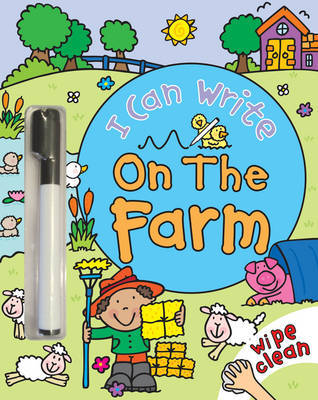 I Can Write: On the Farm