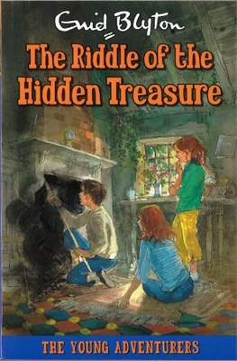 The Riddle of the Hidden Treasure (Young Adventurers #5)