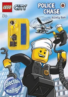 Police Chase (LEGO City Activity Book with Minifigure)
