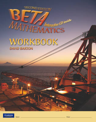 Beta Mathematics: Workbook with Answers + CD (2nd Edition)