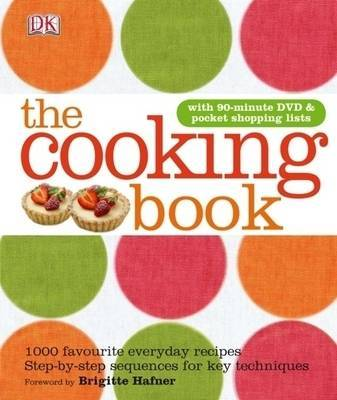 The Cooking Book (Book and DVD)