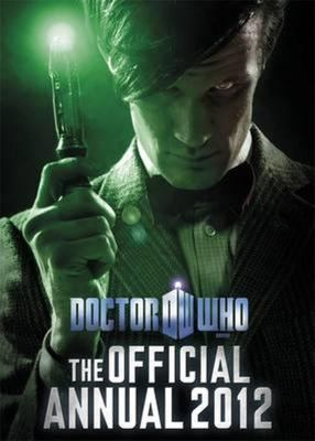 Doctor Who Official Annual 2012
