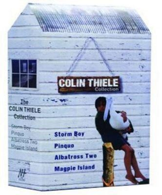 Colin Thiele Collection : Storm Boy / Pinquo / Albatross Two / Magpie Island
