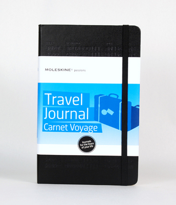 Passions Travel Journal - Moleskine