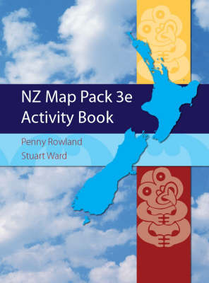 New Zealand Map Pack: Activity Book