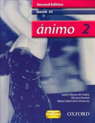 Animo 2: A2 Student Book (Second Edition)