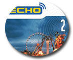 Echo 2 Audio CDs