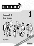 Echo 1 Workbook B New Edition (pack of 8)