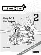 Echo 2 Workbook A New Edition (pack of 8)