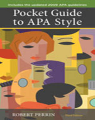 Pocket Guide to APA Style 2010, Update Edition
