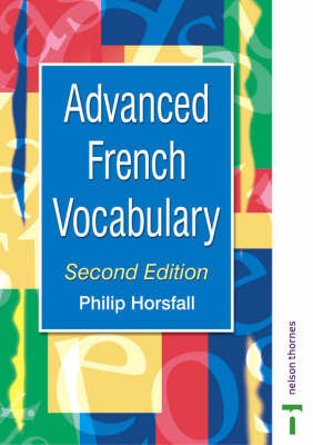 Advanced French Vocabulary Second Edition