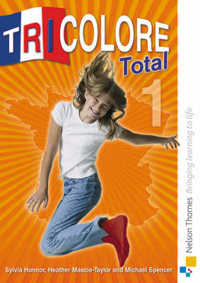 Tricolore Total 1 - Coursebook