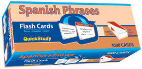 Spanish Phrases Flashcards