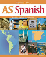 AS Spanish Resource Folder